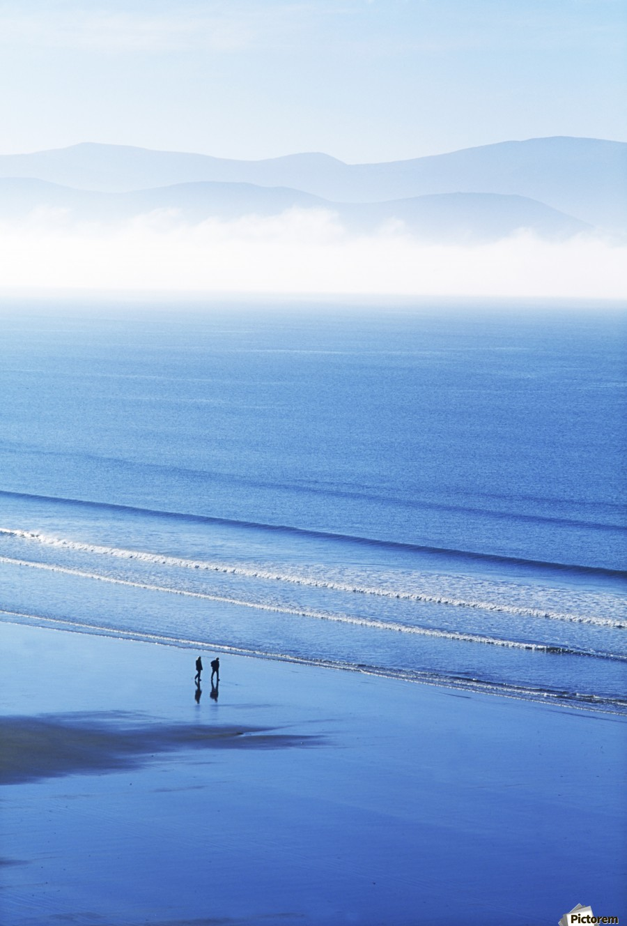 Inch Beach, Dingle Peninsula, County Kerry, Ireland  Print