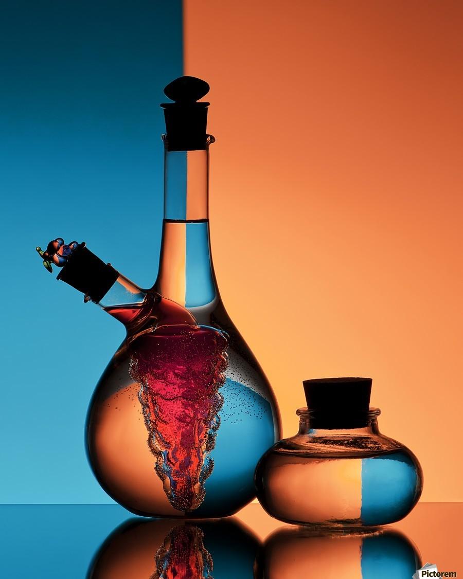 Oil and Vinegar  Print