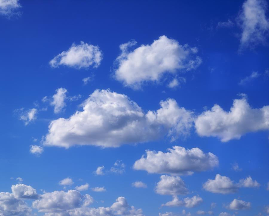 Clouds  Print