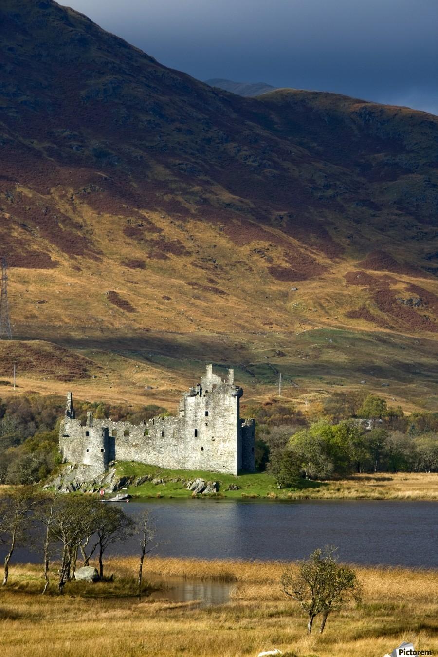 Kilchurn Castle, Scotland  Print