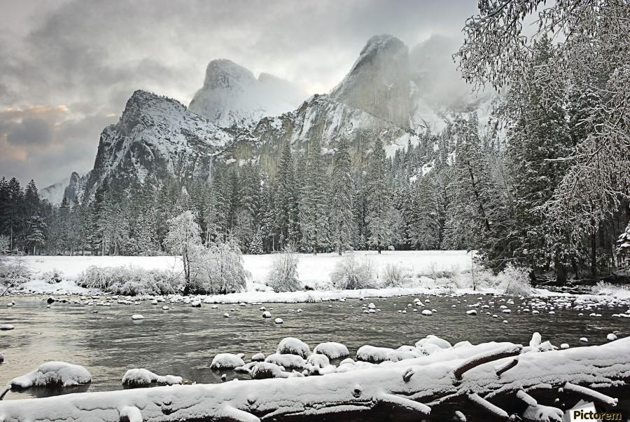 Yosemite National Park, California, Usa  Print