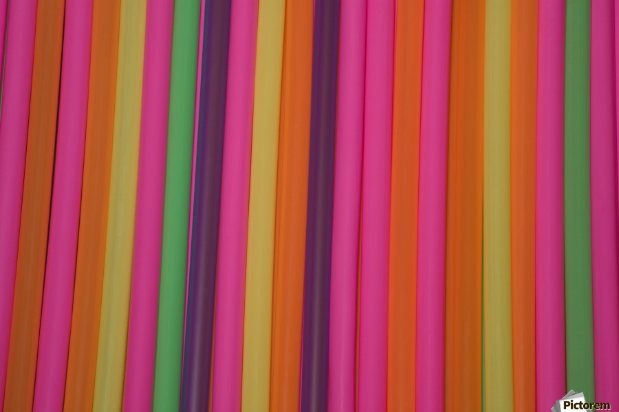 Drinking Straws  Print