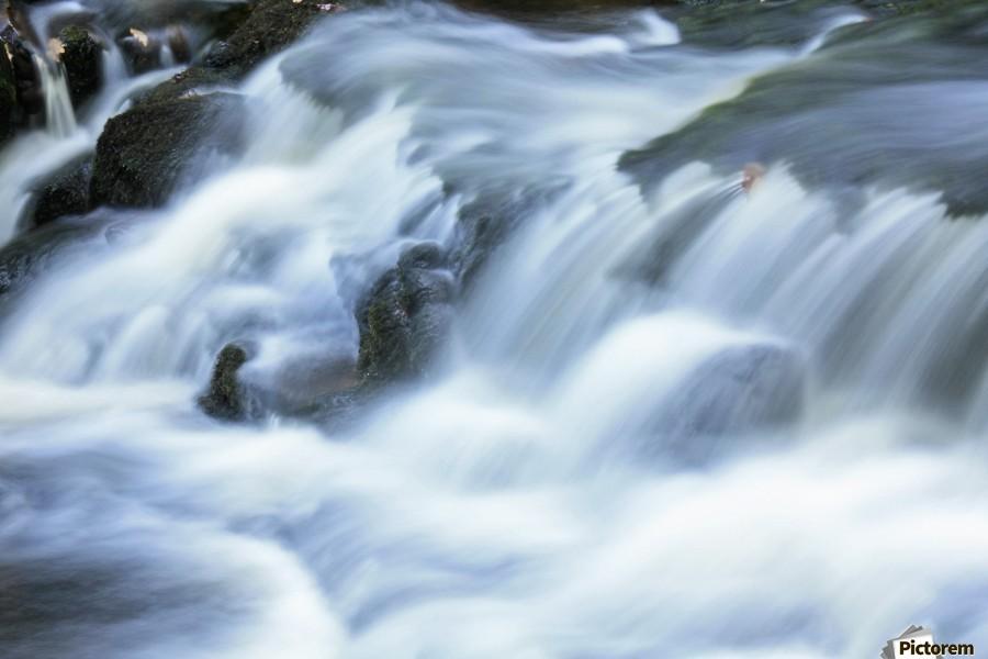 Killarney, Co Kerry, Ireland, O'sullivans Cascade In Killarney National Park  Print