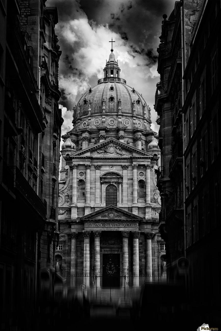 PARIS or ROMA   Print
