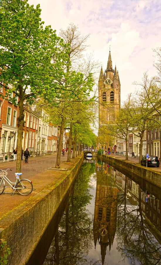 A Dream of the Netherlands 1 of 4  Print