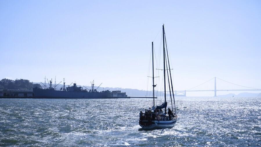 Golden Gate Dreams @ San Francisco  Print