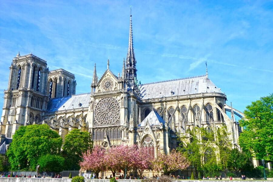 Notre Dame Paris  Print