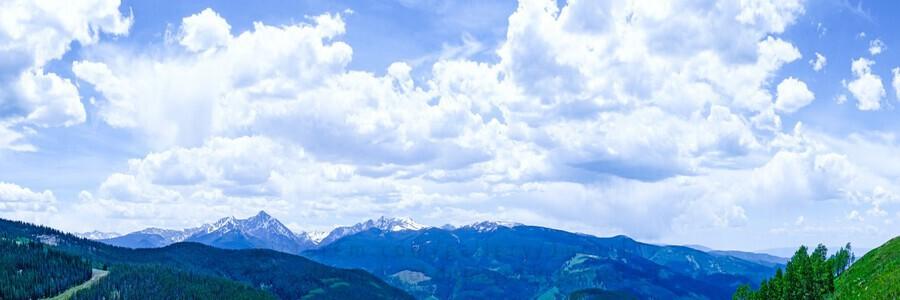 The Sawatch Range Colorado  Print