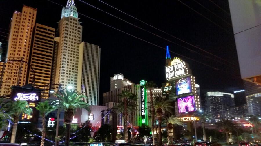 Viva Las Vegas 2  Print