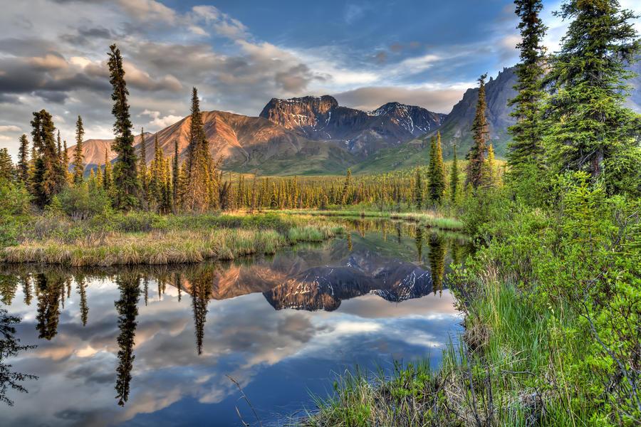 پارک ملی رنگل-سن الیاس، آلاسکا (Wrangell-St. Elias, Alaska)