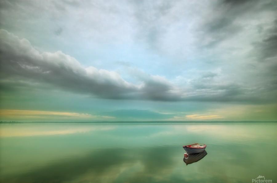 Boat...  Print