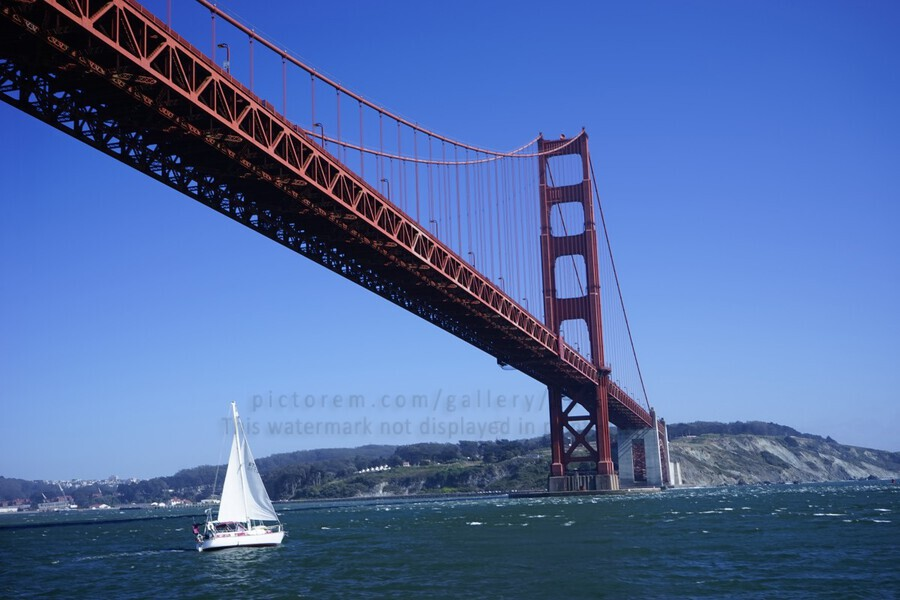 Golden Gate Bridge  Print