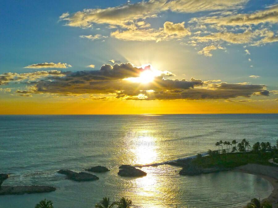 Island Dreamin - Hawaii Sunset  Print