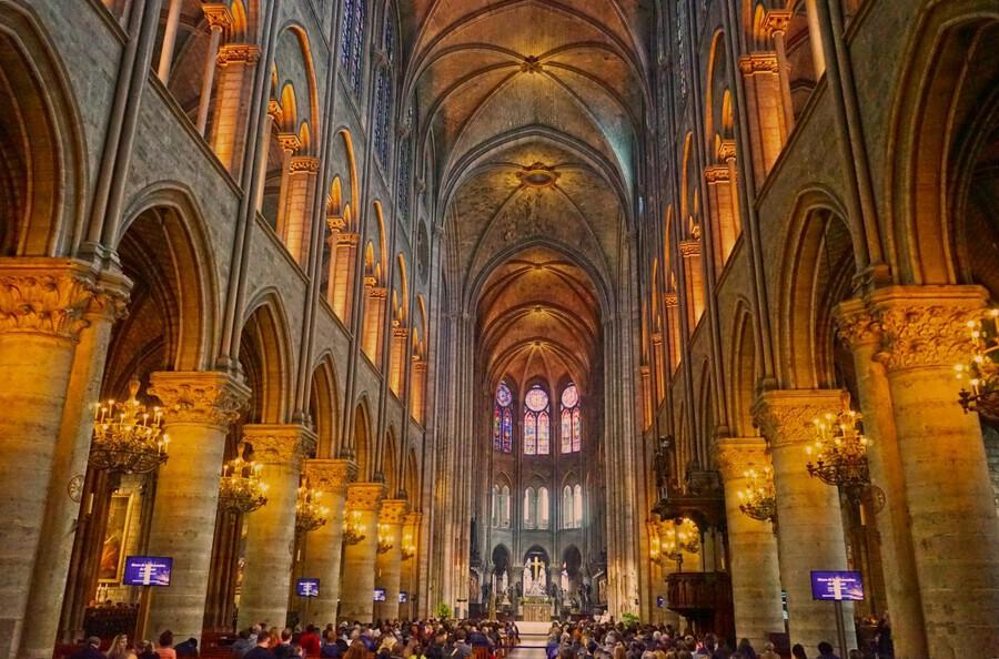 Saint Croix Cathedral France  Print