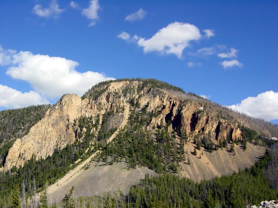 Yellowstone National Park 2  Print