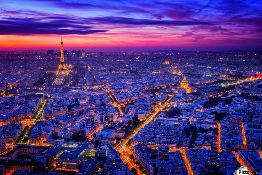 Paris I  Print