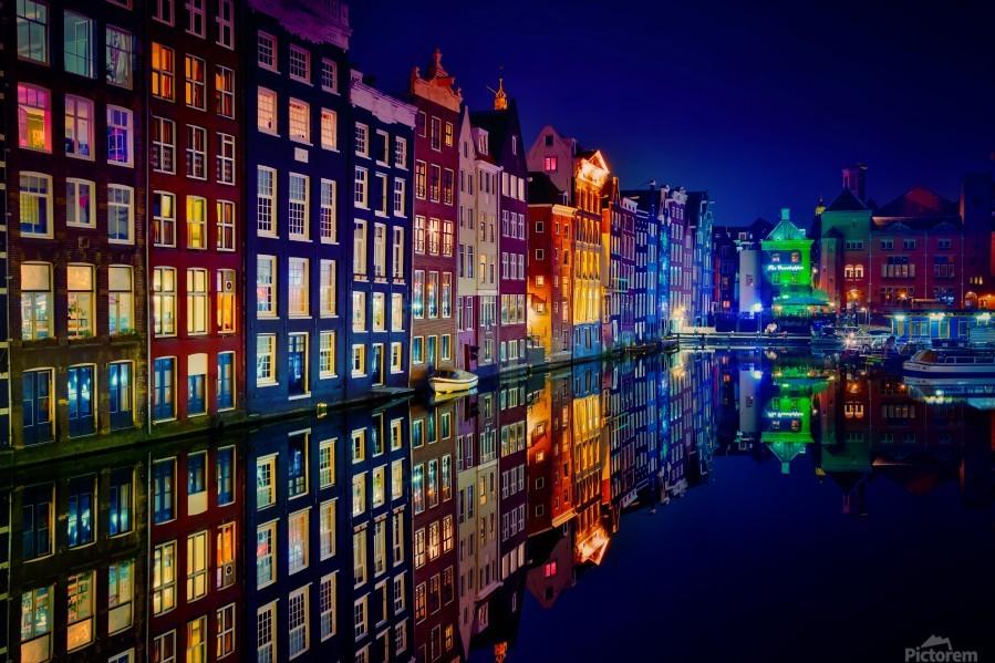 Amsterdam  Print