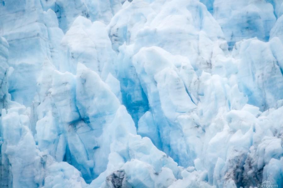 Alaska Gifts - Glacier Photographs  Print