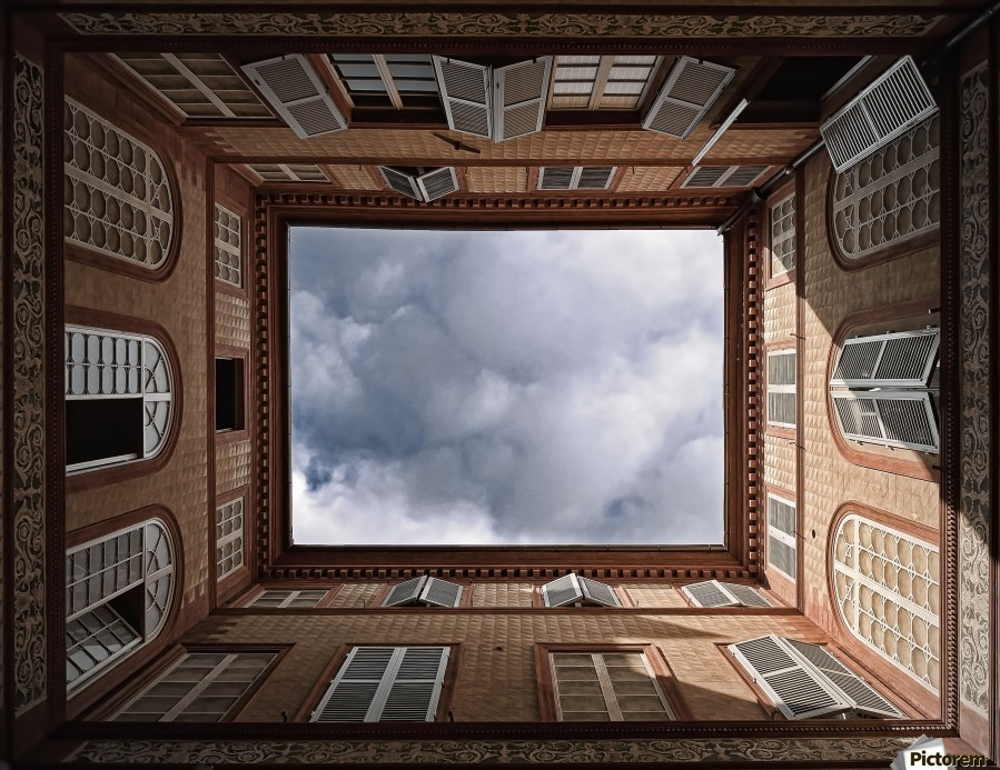 The Sky.......  Print