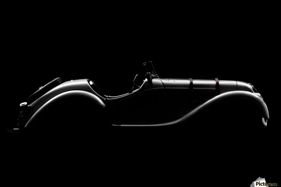 Silhouette by Alvaro Perez   Print
