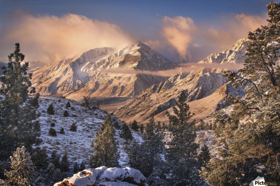 Mountain Light  Print