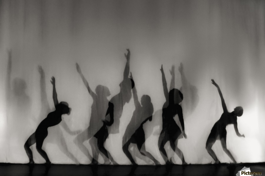 Dance is the language of the soul ...  Print