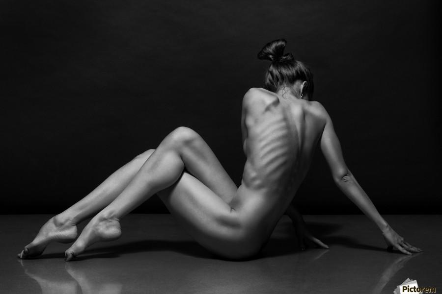 bodyscape - 1x Canvas