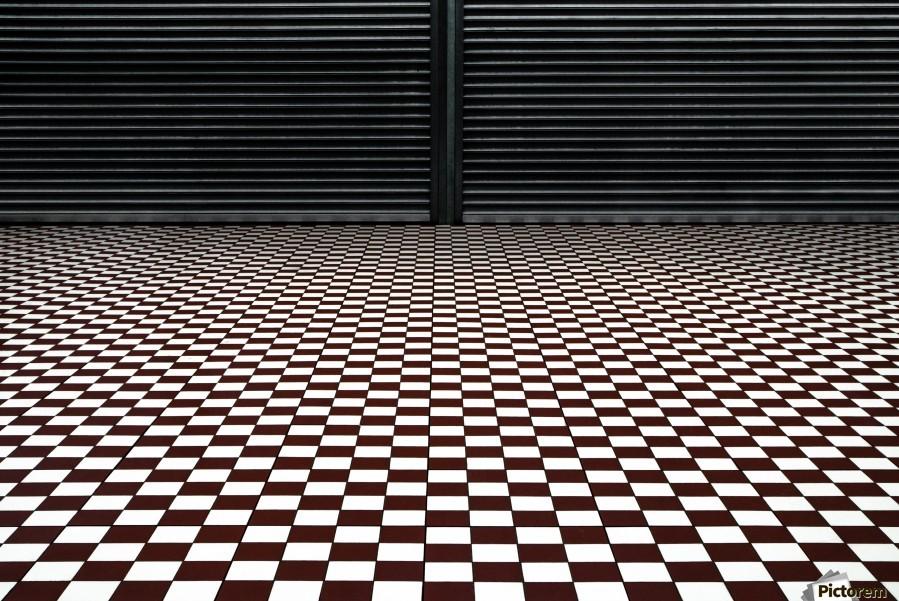 the hypnotic floor  Imprimer