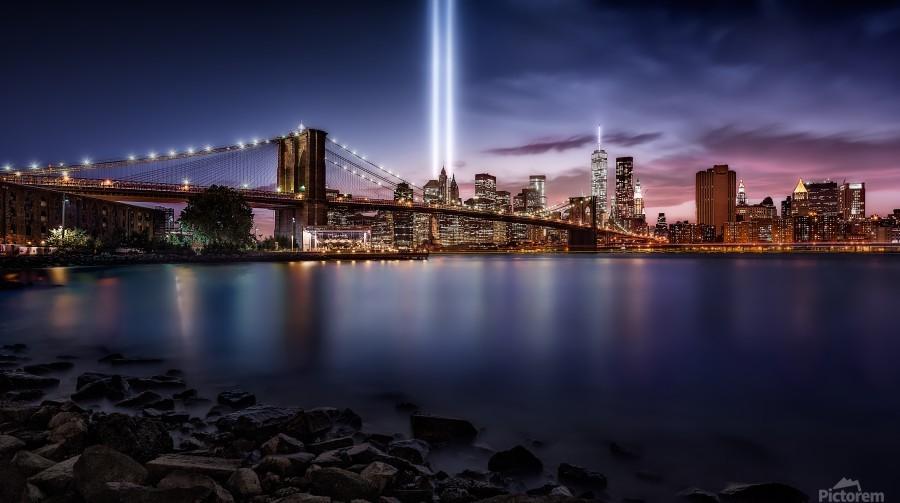 Unforgettable 9-11  Print