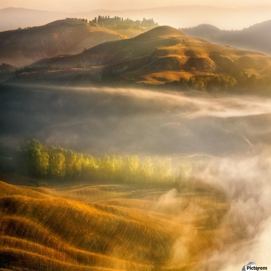Mists...  Print