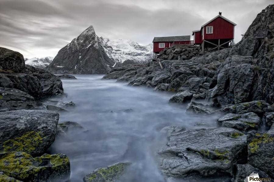 Living Norway  Print
