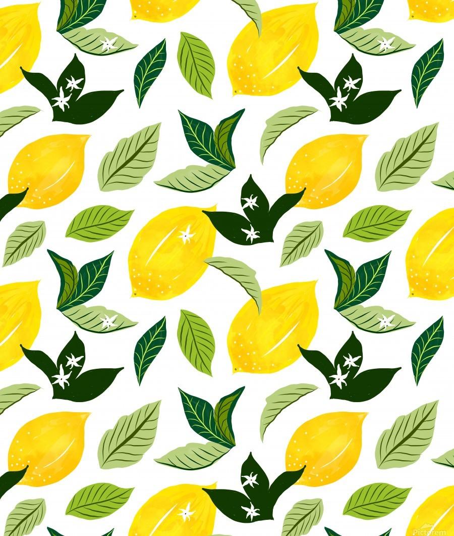 Lemona  Print