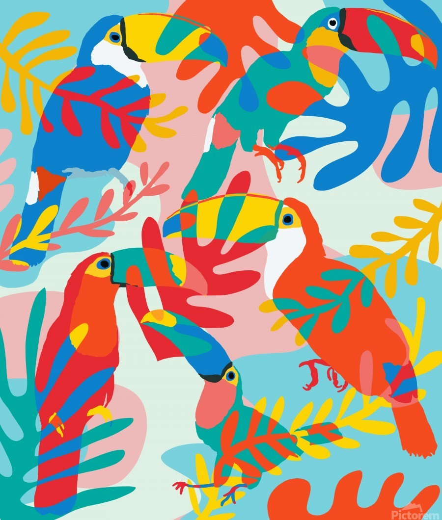 TouCan Do it  Print