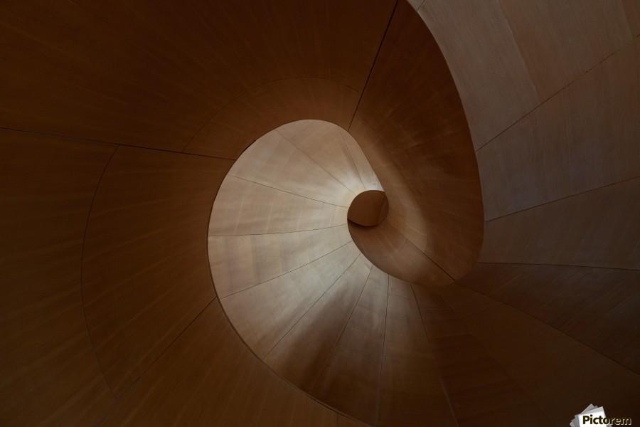 Spiral by Heather Bonadio   Imprimer