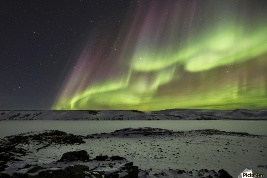 Celestial by Bragi Ingibergsson -  Print