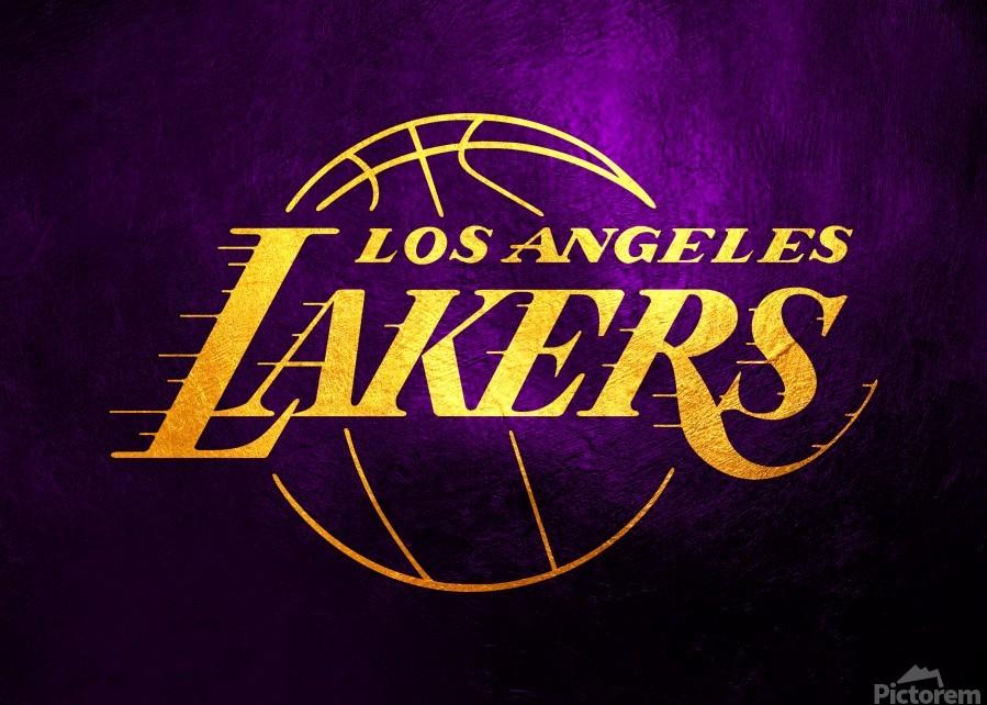 Lakers  Print