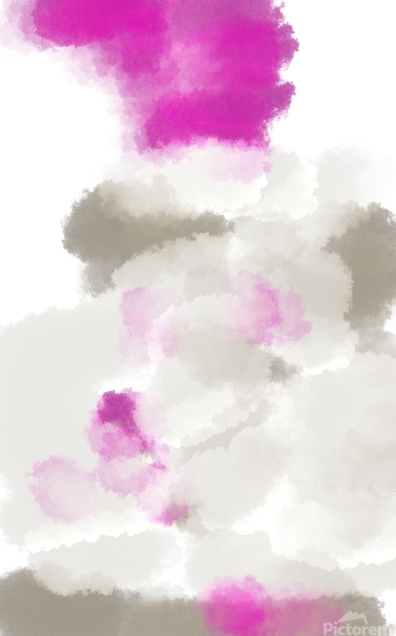 ABSTRACT PAINTING 03  Print