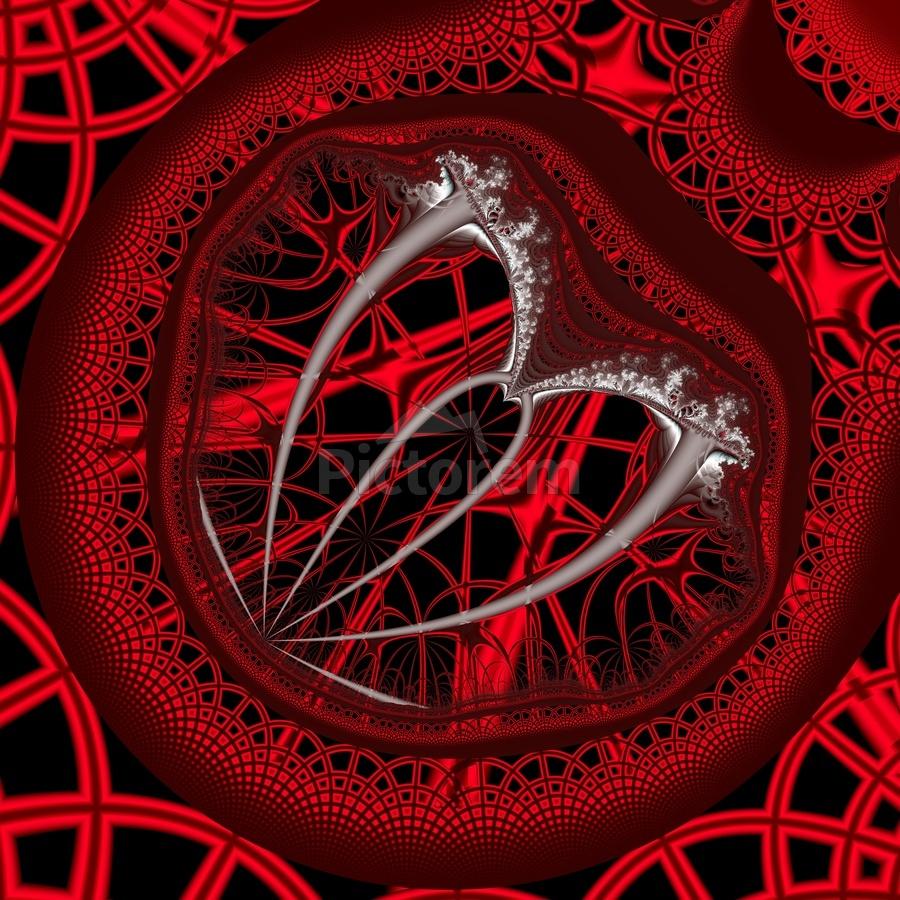 Vampyric cell  Print