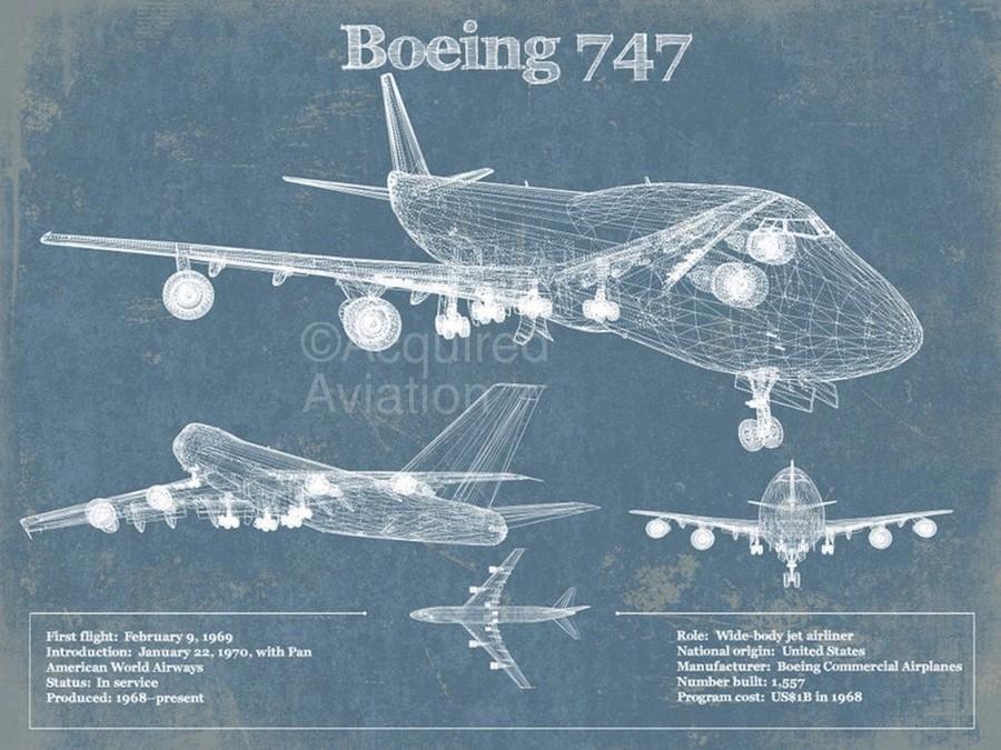 747  Print