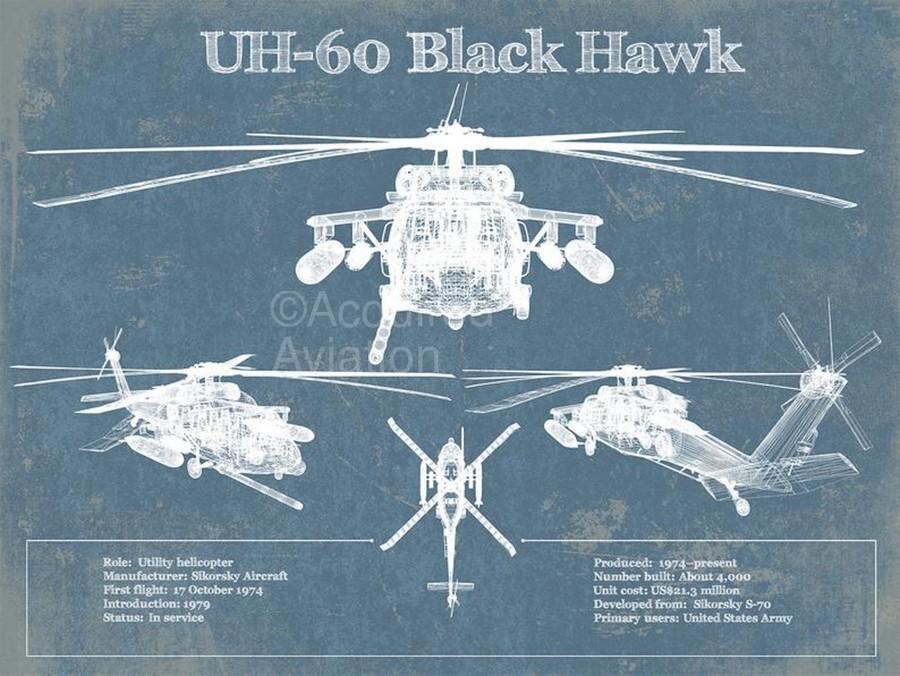blackhawk  Print