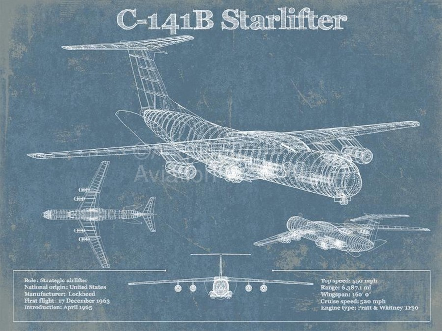 starlifter  Print