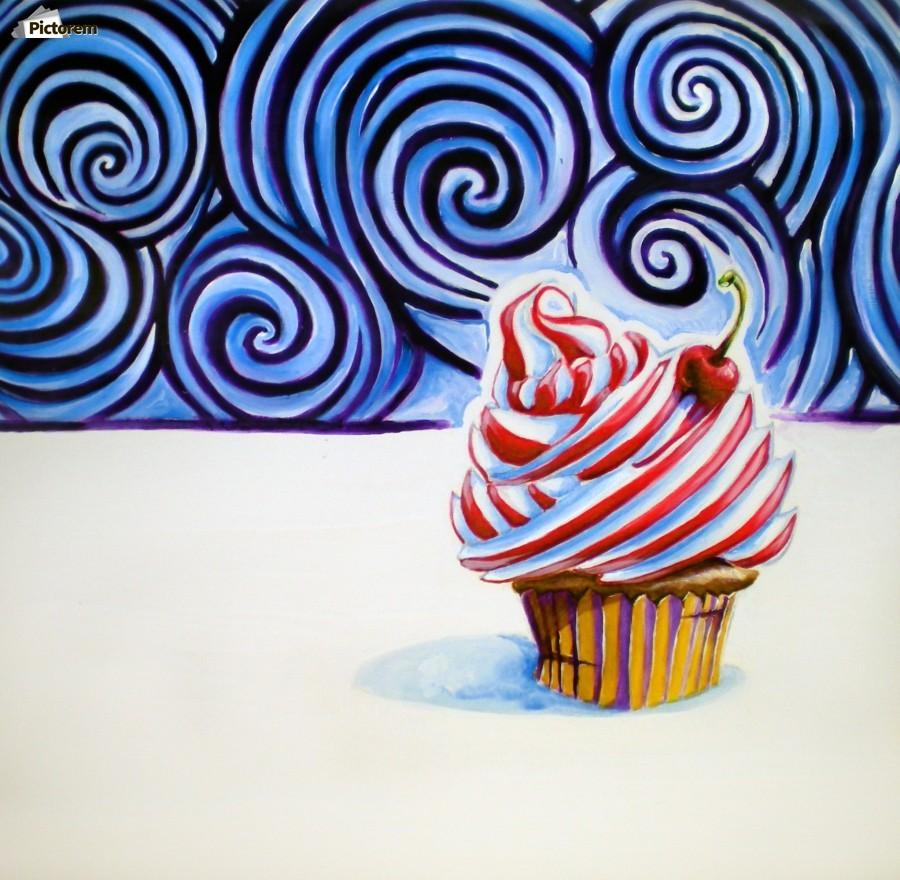 Cupcake  Print