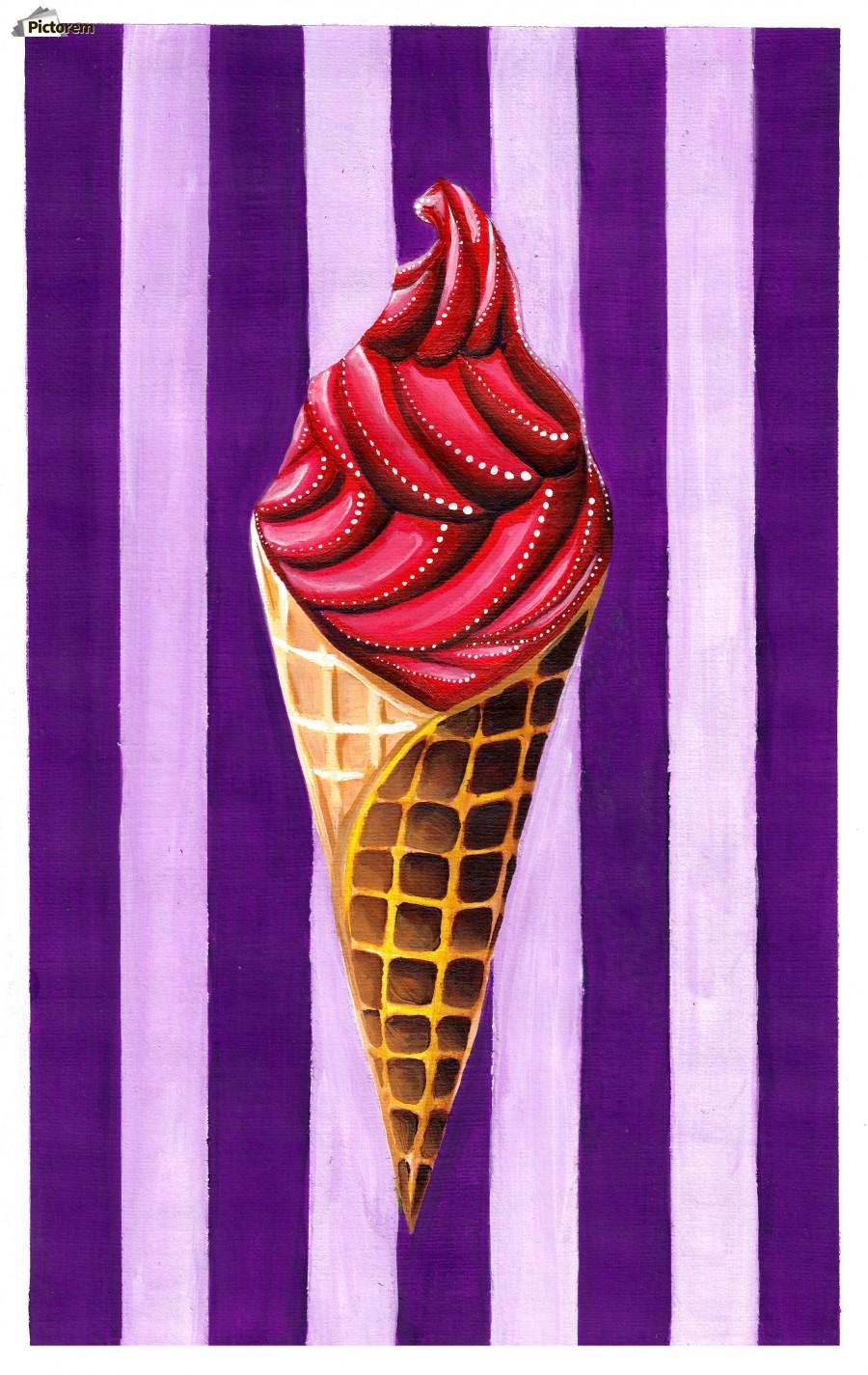 Ice Cream  Print