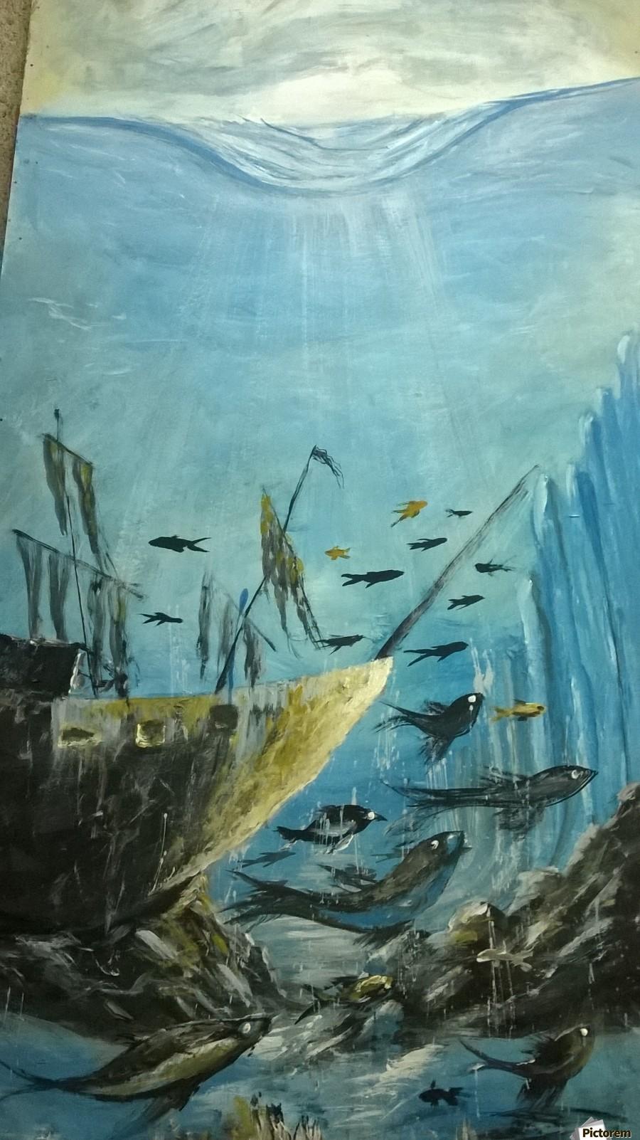 under sea  Imprimer