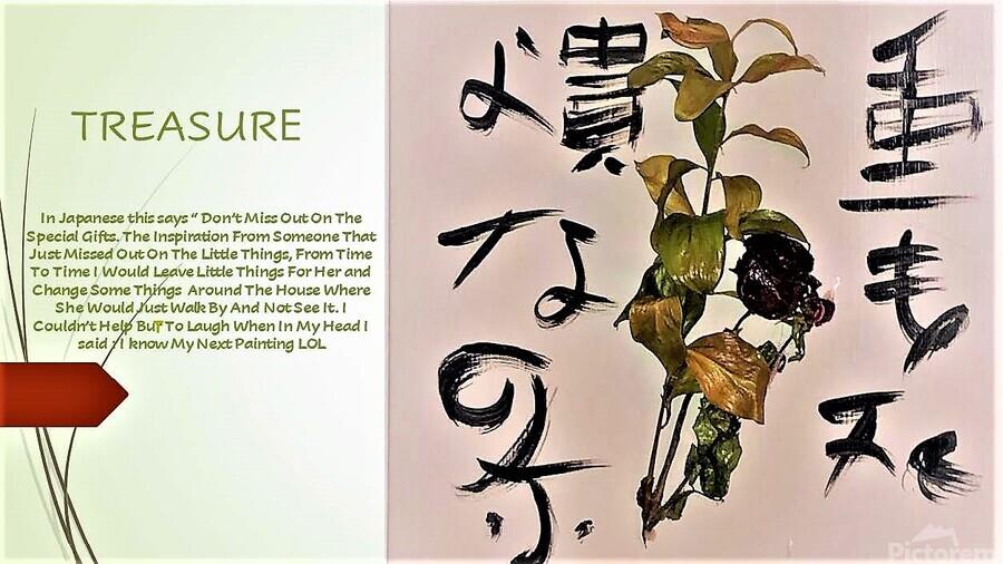 11.TREASURE  2   Print