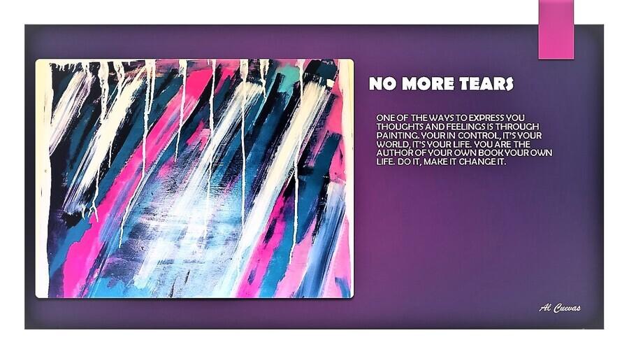 8.NO MORE TEARS  2   Print
