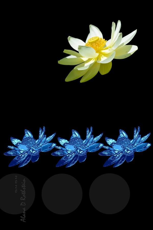 Lotus 1  Print