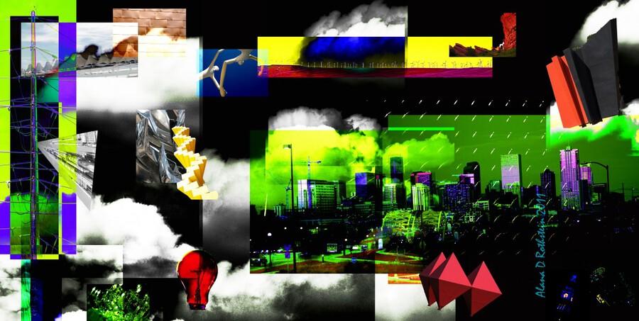 URBAN DENVER 2011  Print