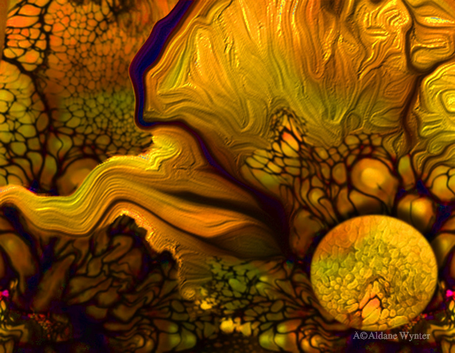 Pollens Summer Glow 2  Print
