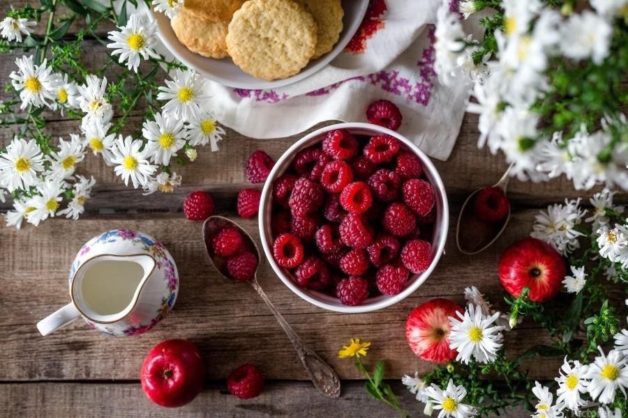 Apples Berries   Print
